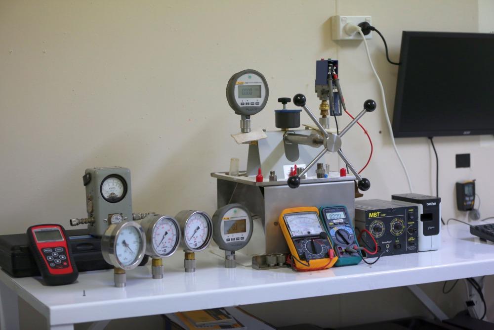 NATA Testing & Calibration
