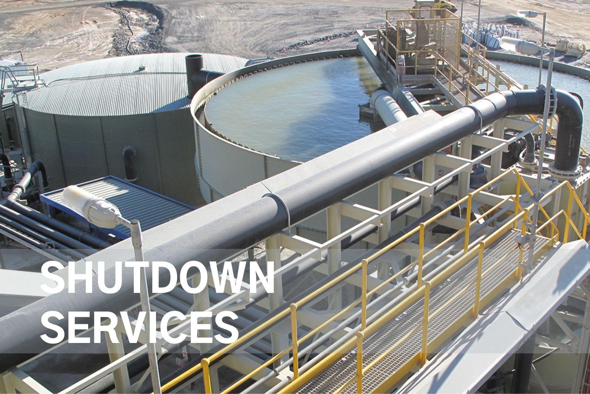Shutdown Services