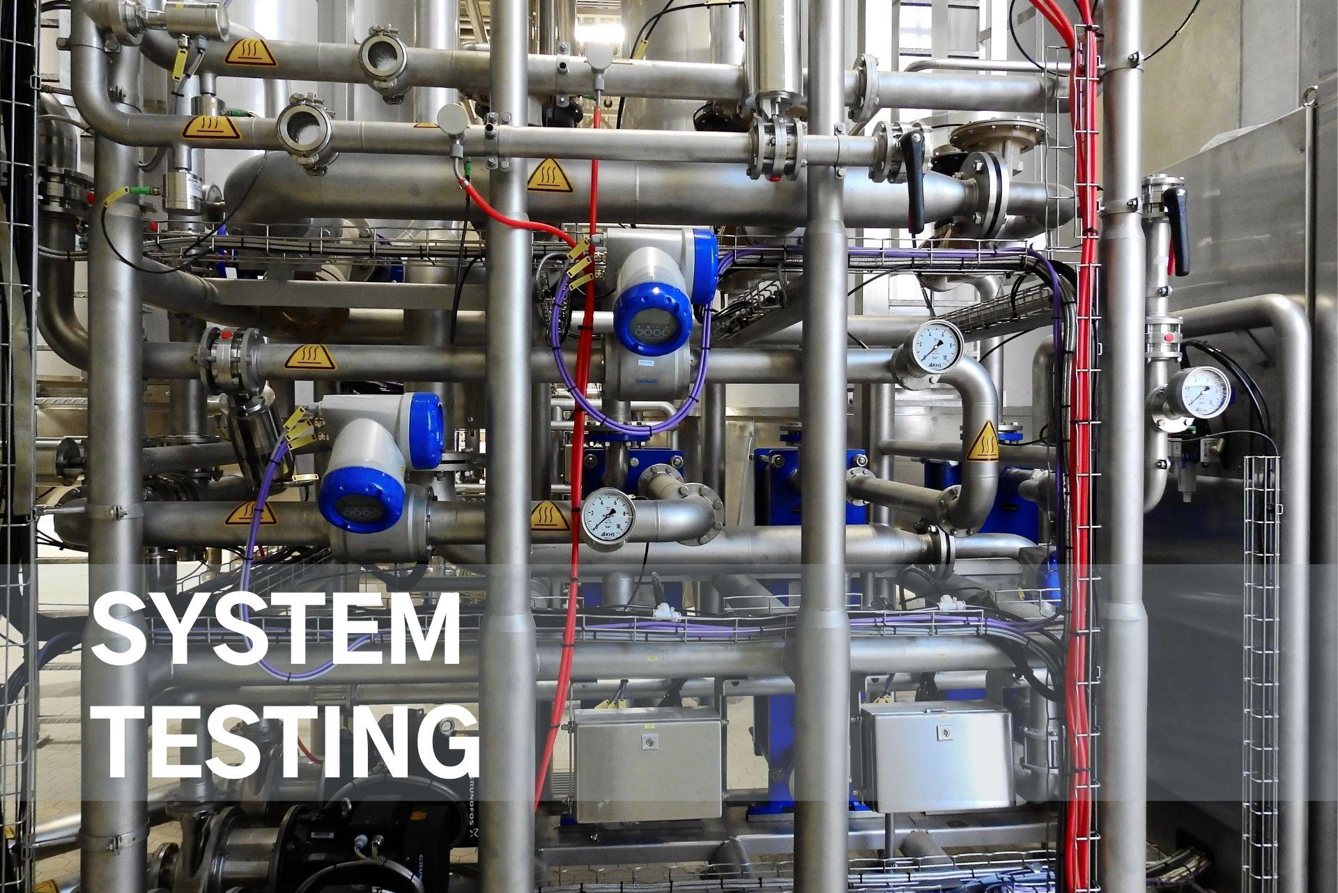 System Performance Testing