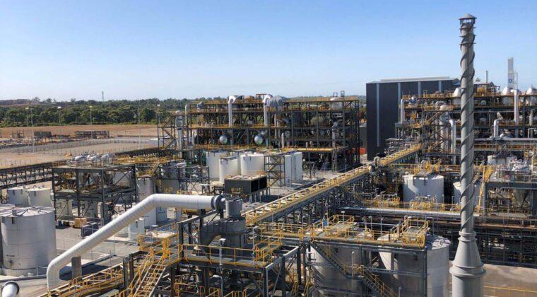 Lithium Refinery Remediation Works